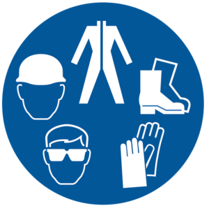 Znak CE na środkach ochrony indywidualnej